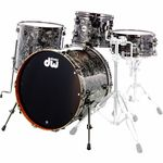 DW Finish Ply Rock Silver Abalone