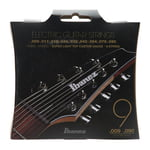 Ibanez IEGS9 E-Guitar String Set 009