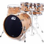 DW Lacquer Custom Oak Natural