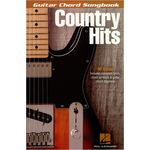 Hal Leonard Guitar Chord Songbook: Country