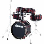 DDrum Hybrid compact Kit Satin Black
