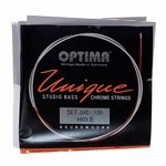 Optima 4409B Bass Chrome Strings