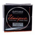 Optima 4409B Bass Chrome Strings