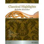 Schott Classical Highlights Horn