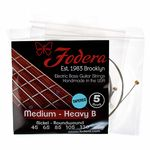 Fodera 5-String Set Medium-Heavy N TB