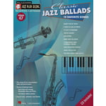 Hal Leonard Jazz Play-Along Classic Jazz