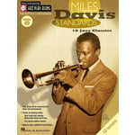 Hal Leonard Jazz Play-Along Miles Davis