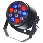 Fun Generation LED Pot 12x1W RGBW B-Stock