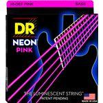 DR Strings Hi-Def Pink Neon 5 040-120