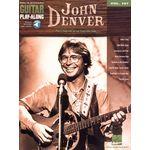 Hal Leonard Guitar Play-Along John Denver