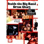 Mel Bay Inside The Big Band Drum Chart