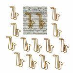 A-Gift-Republic Paper Clip Saxophone