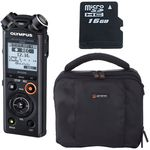 Olympus LS-P2 Bag Bundle