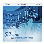 Bow Brand Silkgut 4th E Harp Str. No. 22