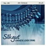 Bow Brand Silkgut 4th A Harp Str. No.26