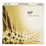 Bow Brand KF 2nd G Harp String No.13