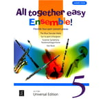 Universal Edition All Together Easy Ensemble 5