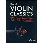 Schott Best Of Violin Classics