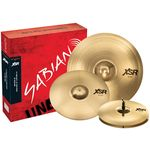 Sabian XSR Performance Rock Set