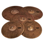 Zultan Raw Profi Cymbal Set B-Stock