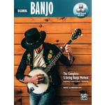 Alfred Music Publishing Complete 5-String Banjo Method