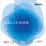 Daddario HP613-3/4M Helicore Bass A Med