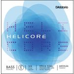 Daddario HP614-3/4M Helicore Bass E Med