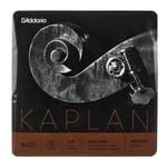 Daddario K611-3/4M Kaplan Bass G med.