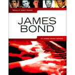 Wise Publications Really Easy Piano James Bond