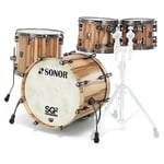 Sonor SQ2 Set Maple American Walnut