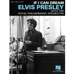 Hal Leonard If I Can Dream Elvis Presley