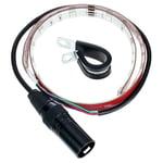 "Drumlite DL-0708S 8"" LED Stripe Single"