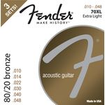 Fender 70XL-3-Packs