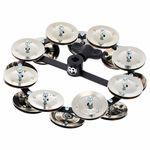 Meinl HTHH2BK Hi-Hat Tambourine