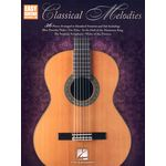 Hal Leonard Classical Melodies Easy Guitar