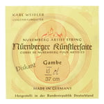 Weidler Soprano Viola da Gamba Strings