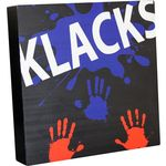 Baff Klacks Box Table Cajon Black