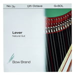 Bow Brand NG 5th G Gut Harp String No.34
