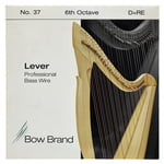 Bow Brand BWP 6th D Harp Bass Wire No.37