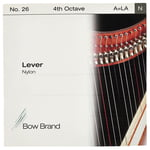 Bow Brand Lever 4th A Nylon String No.26