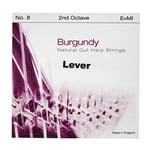 Bow Brand Burgundy 2nd E Gut Str. No.8