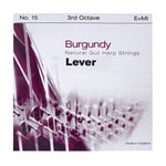 Bow Brand Burgundy 3rd E Gut Str. No.15
