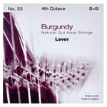 Bow Brand Burgundy 4th B Gut Str. No.25