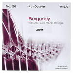 Bow Brand Burgundy 4th A Gut Str. No.26