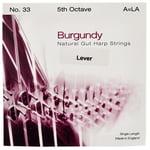 Bow Brand Burgundy 5th A Gut Str. No.33
