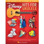 Hal Leonard Disney Hits For Ukulele