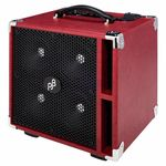 Phil Jones BG-400 Suitcase Compact red