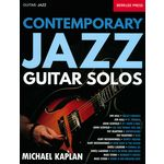Berklee Press Contemporary Jazz Guitar Solos