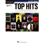 Hal Leonard Top Hits A-Sax