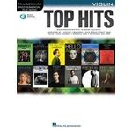 Hal Leonard Top Hits Violin